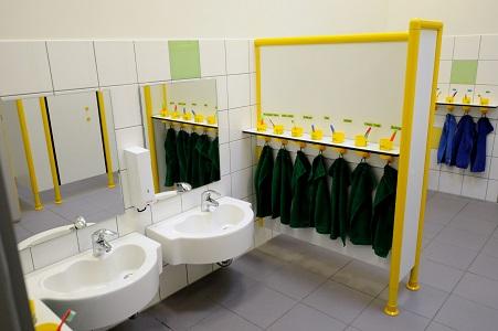 KiQu - Waschraum