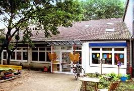 AWO Haus der kleinen Racker - Gebäude