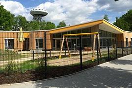 AWO Waldwichtel - Gebäude